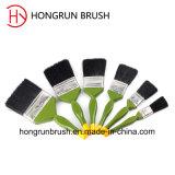 Hölzernes /Painting-Hilfsmittel der Handgriff-Borste-Farben-Bürste (HYW022)