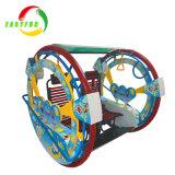 Différents modèles Easyfun heureux manèges de terrain de jeu de voiture
