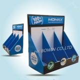 4 couleurs papier d'impression Stand pour contenir des produits électroniques