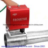 Machine de marquage électronique portable pour le marquage des tuyaux