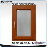 Moser bois avec fenêtre à revêtement aluminium