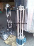 Homogeneizador sanitario del líquido del acero inoxidable