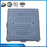 Ferro duttile Gulley/coperchio di botola soluzioni di drenaggio per zone veicolari/pedonali (D400/C250/B125)