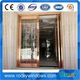 Rocky Porta da mola de aterramento de vidro temperado