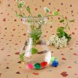 2016 de Hete Verkoop traan-Gevormde Hangende Vaas van het Glas voor de Decoratie van het Huis