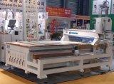 Router do CNC com linha central 3D giratória (diâmetro: 400mm, comprimento: 2500mm)