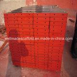 Coffrage de dalle de béton de la construction en métal panneau en acier de formulaire
