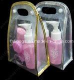Мешок пакета кнопки PVC пластичный