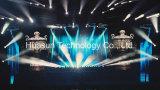 HD flexibler LED Vorhang P3 des videobildschirm-