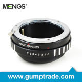 Mengs® Minolta (AF) -Nex кольцо адаптера объектива на алюминий и медь для Minolta объектив для камеры Sony тела (14150003501)