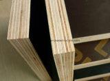 18mm combi en mélamine de base de la colle Film face contreplaqué brun