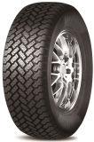 los neumáticos del vehículo de pasajeros 195/65r15, coche ponen un neumático los neumáticos radiales de la polimerización en cadena