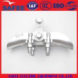China de la suspensión de aleación de aluminio tipo de muñón de abrazaderas para cable de suspensión - China los tornillos de cierre, abrazadera de cable de suspensión