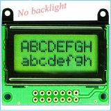 8X2 Stn LCD 디스플레이 Moudule (TC802B-01)