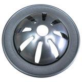деталь штамповки углеродистая сталь, крышка вентилятора