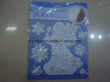 Beaux ornements traditionnels blancs pour Noël