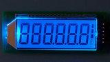 [16إكس2] [ستندرد شركتر] [لكد] [ستن] اللون الأزرق مع [بكليغت] بيضاء