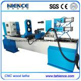 販売H-P150sのための安い自動小型木製の回転CNCの旋盤