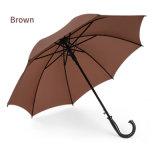 Parapluie droit manuel ouvert de Colsed 8panels d'automobile
