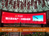 Parede fixa interna do vídeo da tela de indicador do diodo emissor de luz P4 de Reshine