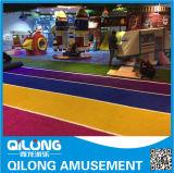 Продажи с возможностью горячей замены для использования внутри помещений игровая площадка, игровая площадка оборудования (QL-150413V)