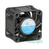 Poderoso Mini 12V 24V 40mm 4028 Ventilador de fluxo axial 40X40X28mm