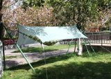 Strand-wasserdichte Zelt-Plane-beweglicher Hängematten-Schutz-Leichtgewichtler