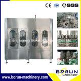 Machine de remplissage d'eau minérale à consommation chaude / usine d'embouteillage