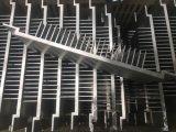 Le profil en aluminium expulsé de radiateur la pièce de moulage mécanique sous pression