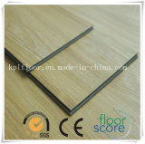 Plancher de tuiles imperméable à l'eau de cliquetis d'Unilin, étage de PVC avec le certificat de la CE