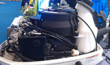 De buitenboord BuitenboordMotor 6HP 4stroke van de Motor van Earrow