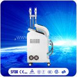 Multifunctionele 4 in 1 IPL+RF+E Light+ Machine van de Schoonheid van de Tatoegering van de Verjonging van de Huid van de Laser van Nd YAG