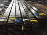 Rechteckiger hohler Kapitel-Stahlgebrauch in der Maschinerie-Industrie