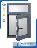 Het thermische Openslaand raam van het Aluminium van de Onderbreking
