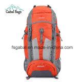 Type de bâti externe matériel en nylon extérieur campant augmentant le sac de sac à dos