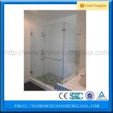 8mm 10mm 12mm Dusche-Tür-ausgeglichenes Glas-Hersteller