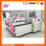 Máquina neumática del corte del vidrio de los cabezales cortadores (RF3826AIO)