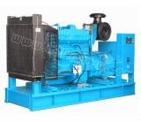 280квт для использования внутри помещений тип генератора дизельного двигателя Cummins для домашнего и коммерческого использования