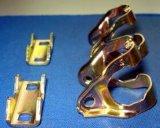 Piccole parti di metallo, metallo su ordinazione timbranti la parte di metallo di CNC e della parte