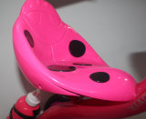 Alta calidad de los niños de tres ruedas cochecito de bebé niños Trike Bike con CE