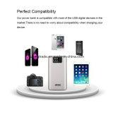 Bank van de Macht van de LEIDENE Lader USB van de Vertoning de Mini voor Mobiele Telefoon