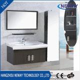 新しい防水ホームステンレス鋼の浴室の流しのキャビネット