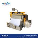 Máquina que corta con tintas y que arruga del Ce de papel Ml1500