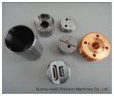 Pièces de machines de usinage de précision de pièce de commande numérique par ordinateur pour le divers usage d'inducteurs