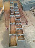 Piezas de la estructura de acero de la alta calidad que sueldan con servicio del OEM