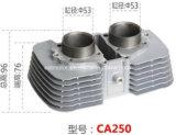 Motorrad-zusätzlicher Motorrad-Zylinder für Ca250