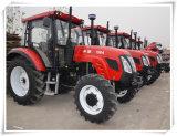 De grote Tractoren 120HP 135HP 150HP 180HP van het Landbouwbedrijf voor Hete Verkoop