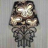 De mooie LEIDENE Sticker van de Muur/het Overdrukplaatje van de Muur/de Sticker van de Lamp voor de Decoratie van de Zaal