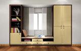 2017新しいデザイン現代ワードローブの戸棚(Zy-008)