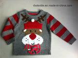 Boys Reindeer Acrylic - Sweat de malha verdadeira